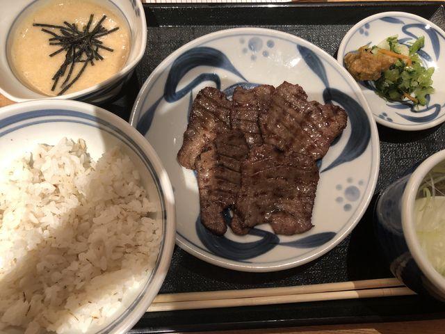 ねぎしセット_新宿ねぎし エルタワー店