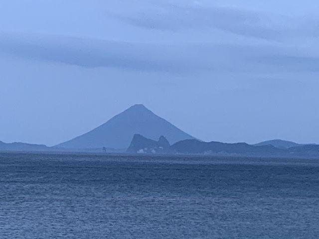 開聞岳_大浜海浜公園