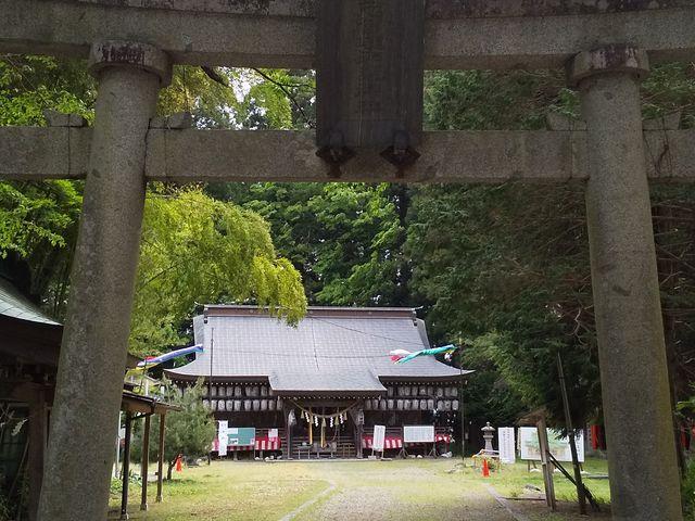 志賀理和気神社_志賀理和気神社(赤石神社)