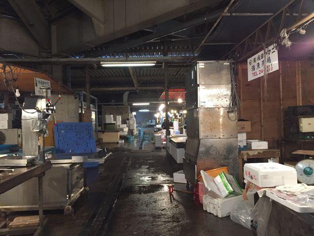 魚市場_成田市場