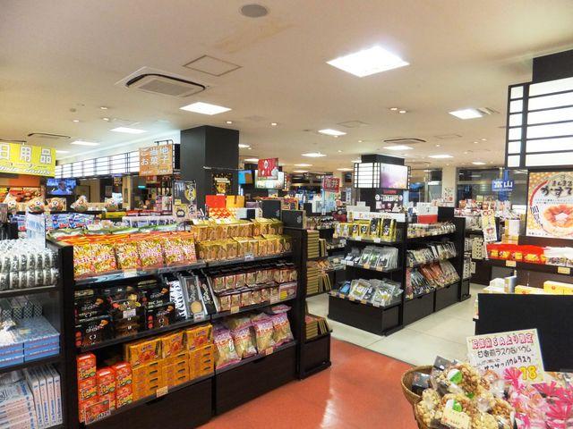 土産物売り場_尼御前サービスエリア(上り線)