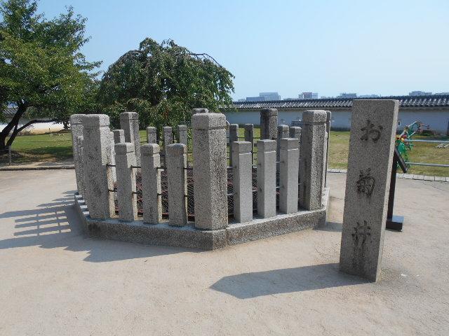 姫路城お菊井戸