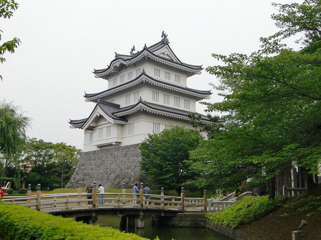忍城御三階櫓