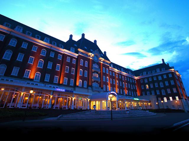 ハウステンボス園内オフィシャルホテル。ハウステンボスハーバーゾーンにございます。_ウォーターマークホテル長崎・ハウステンボス