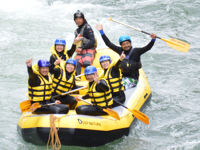 日本有数の川遊びスポット利根川で最高な体験をしよう!_DEEP NATURE