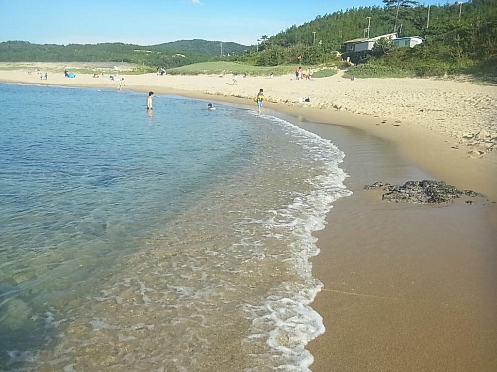 琴引浜・遊海水浴場
