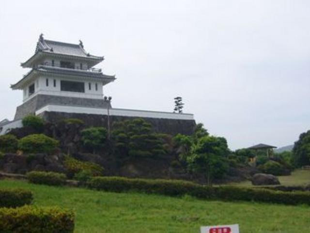 竹崎城址展望台