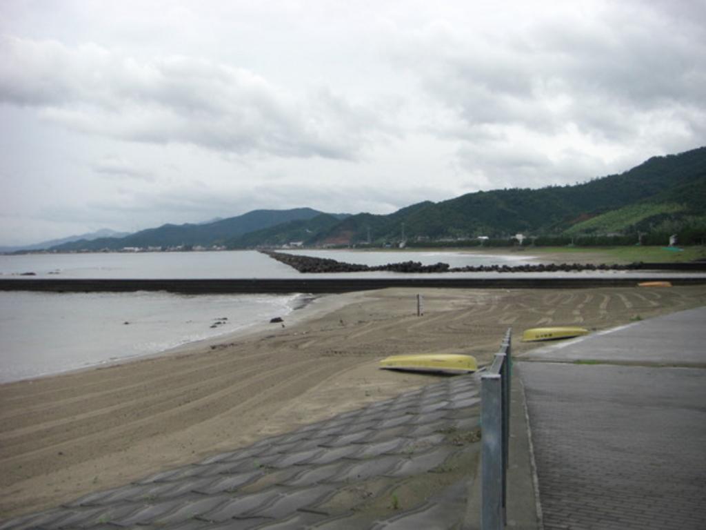 三松海水浴場