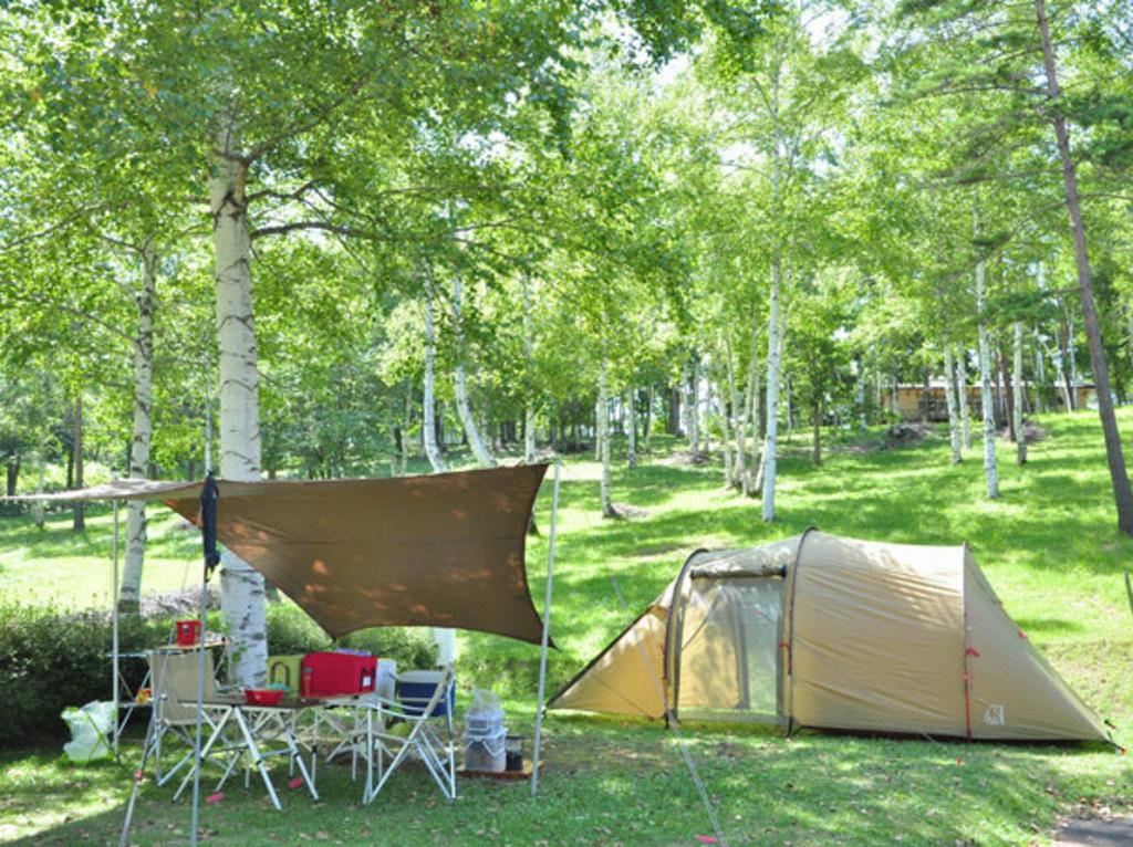 岩洞湖家族旅行村キャンプ場・オートキャンプ場