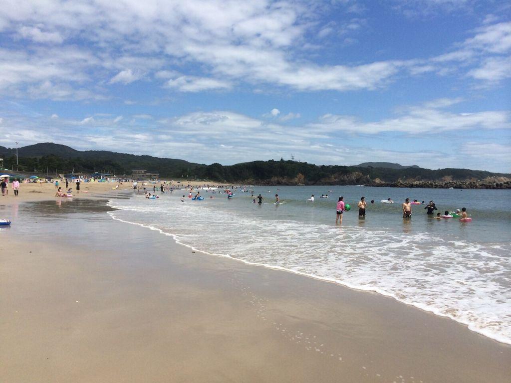 千鳥ケ浜海水浴場