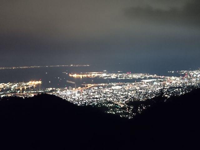 2回目の六甲山でしたが、やはり綺麗で、また行きたいです!_六甲山