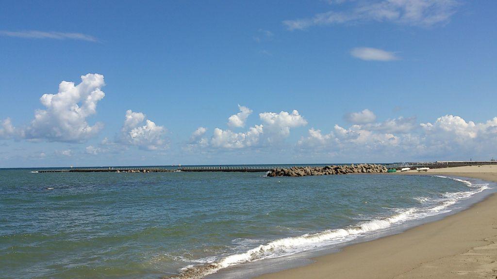 日和山浜海水浴場