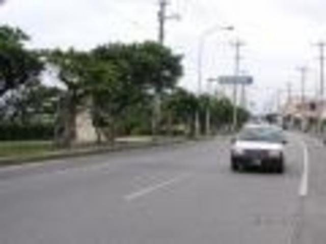 国道の案内標識_パイナガマ