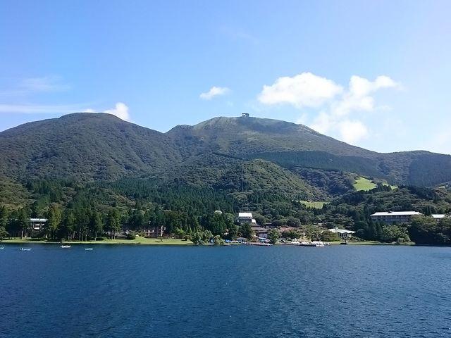 芦ノ湖4_芦ノ湖