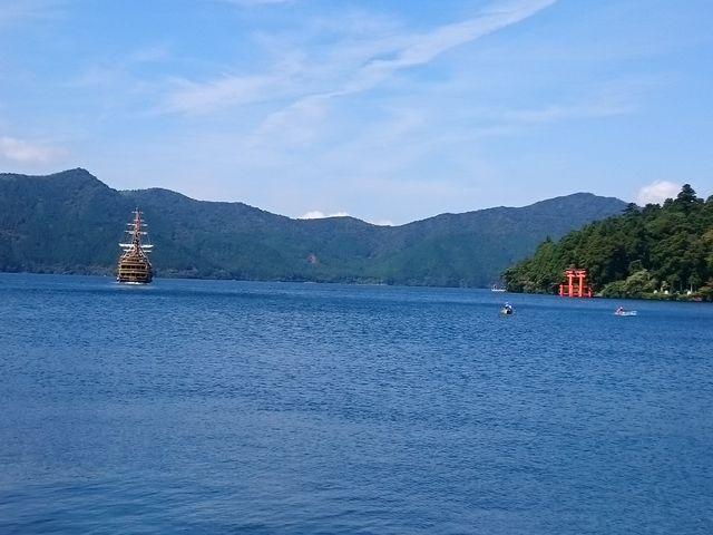 芦ノ湖6_芦ノ湖