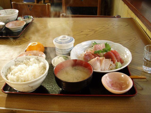 朝から海鮮!_ふしみ食堂