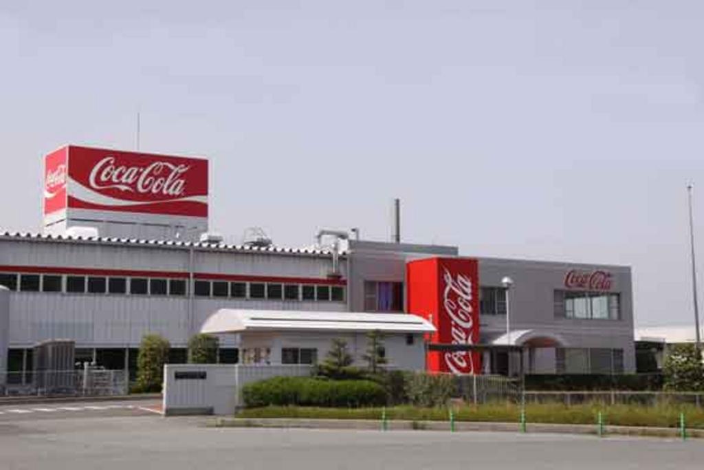 四国コカ・コーラボトリング(株)小松工場