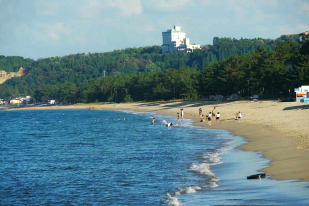島尾海水浴場