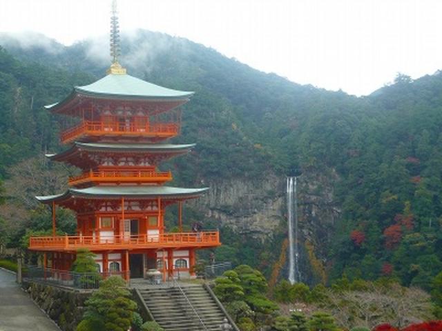 熊野神社と那智の滝_那智の滝
