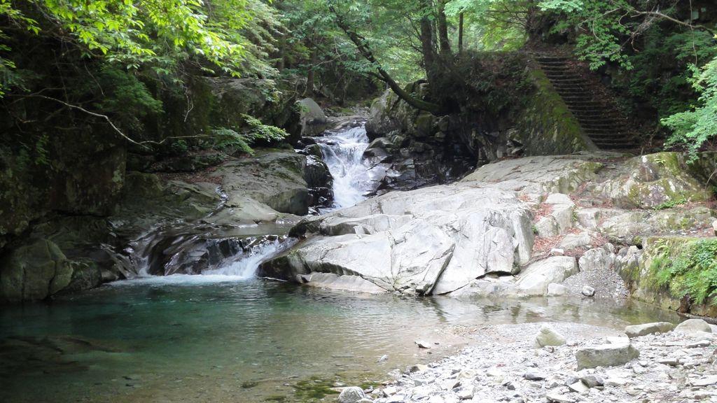 洞川自然研究路