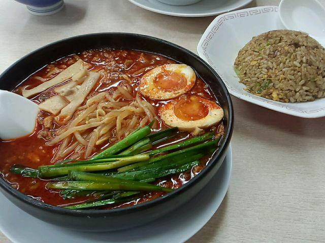 旨辛麺&チャーハン_来来亭 膳所店
