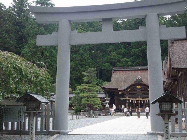 拝殿_小國神社