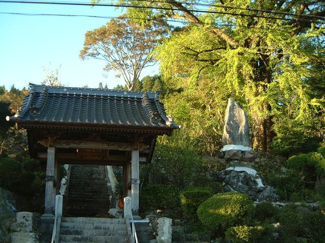 山門と銀杏_仏光寺