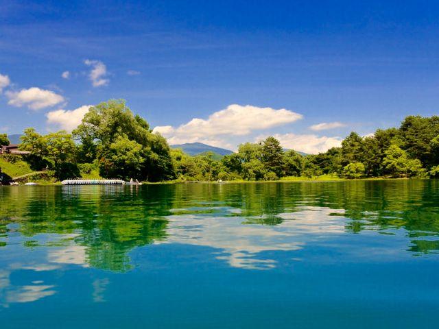 とても天気がよくきれいでした!_五色沼湖沼群