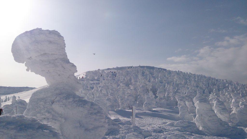 場 スキー 天気 蔵王 山形
