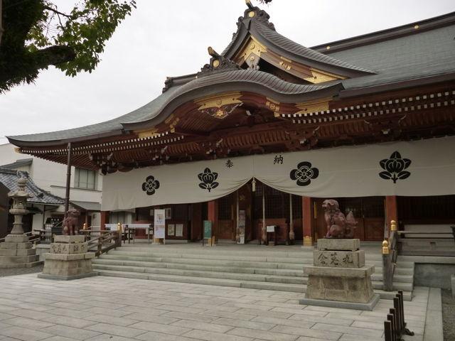 建物_岸城神社