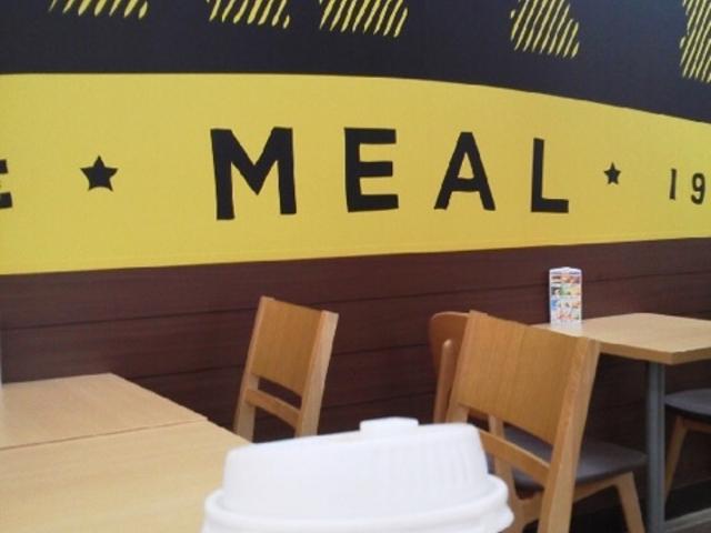 マックでコーヒー_マクドナルド山口ゆめタウン店