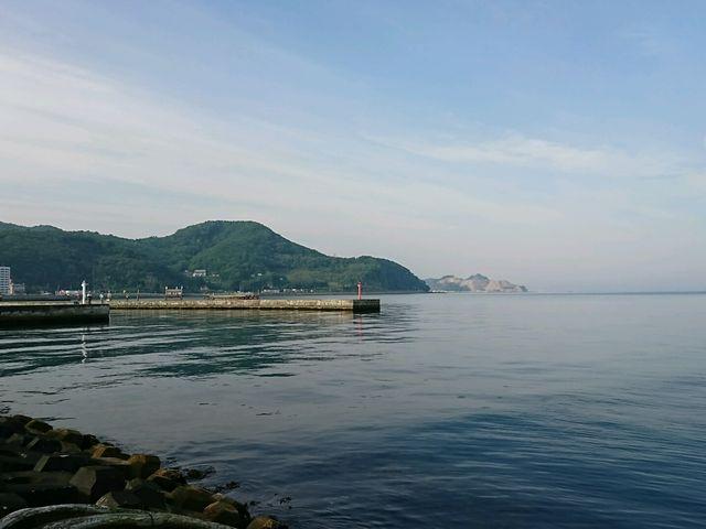 浅虫海岸からの眺望_浅虫海岸