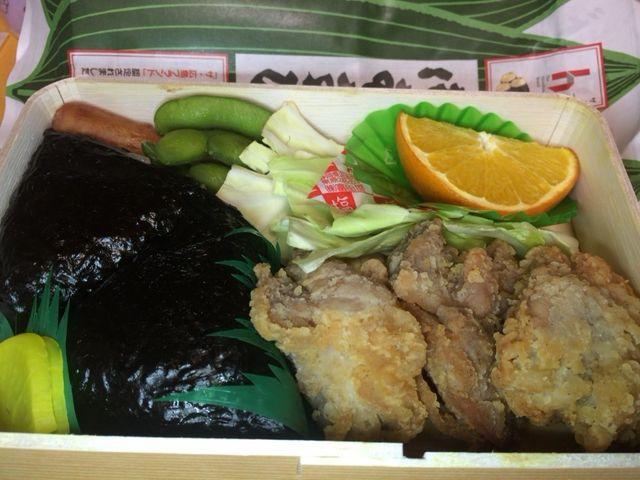 本当ーーーに美味しいです!_むすび むさし 新幹線店