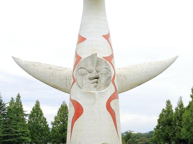 太陽の塔_万博記念公園