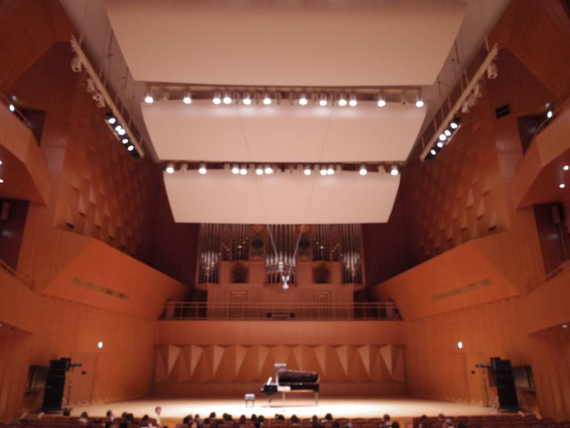 コンサートホール_石川県立音楽堂