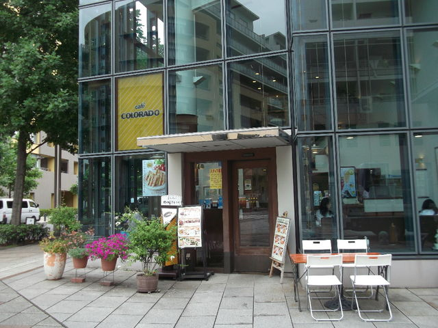 のんびりコーヒー_カフェコロラド幕張ベイタウン店