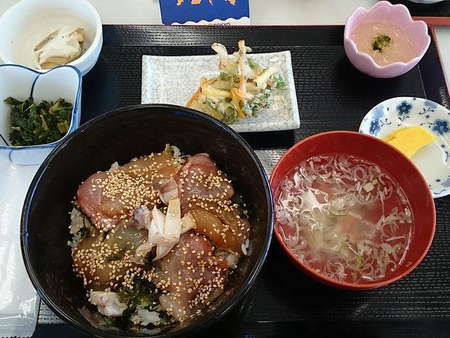 海鮮漬け丼_よっちゃーれセンター
