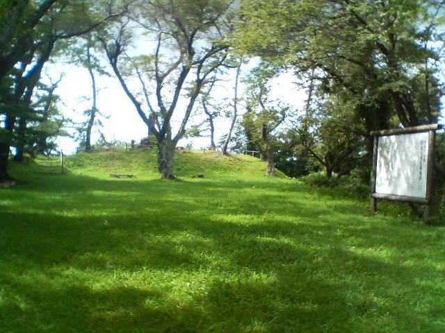 檜山城2_檜山安東氏城館跡・檜山城跡