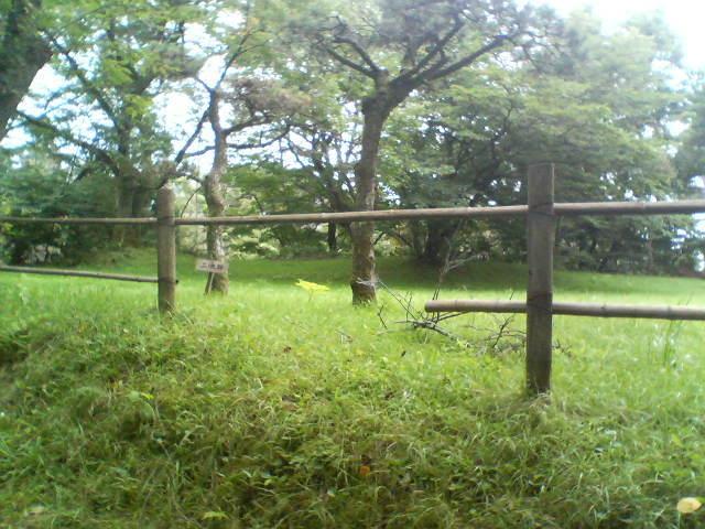 檜山城5_檜山安東氏城館跡・檜山城跡