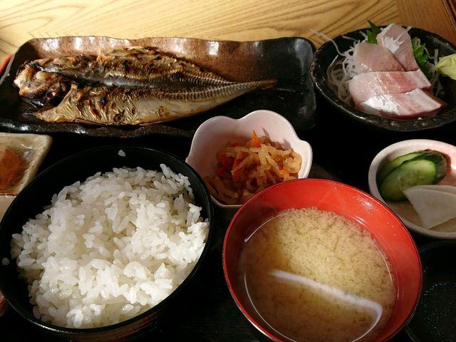 地魚定食_ふしみ食堂