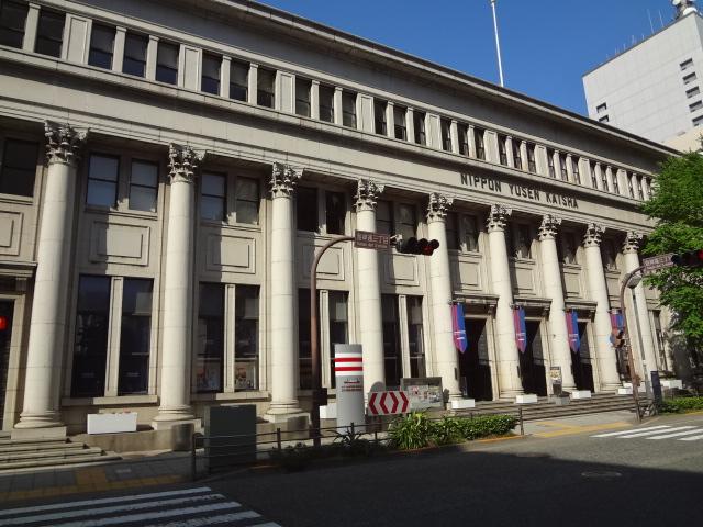 建築物としても見事です_日本郵船歴史博物館