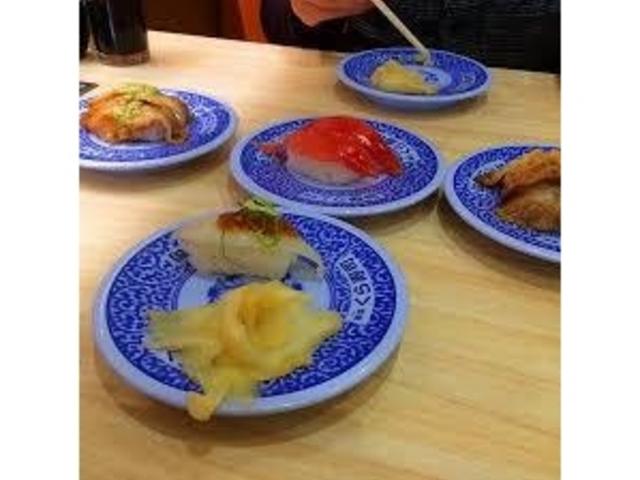 豊富なメニューが嬉しいですね!_くら寿司山科店