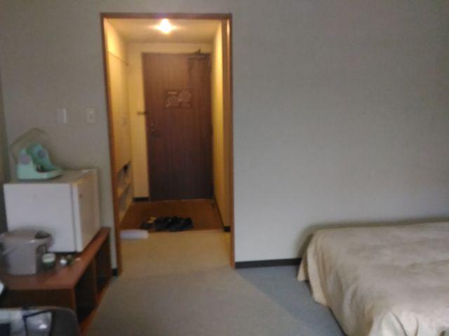 和室からベットルーム_益子館 里山リゾートホテル