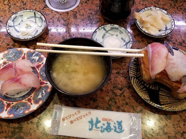 寿司_回転すし 北海道 湖山店