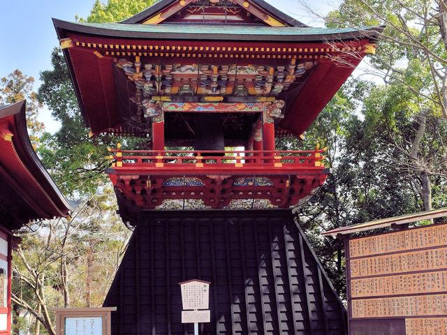 袴腰の鐘楼_成田山新勝寺