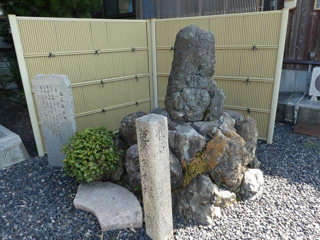 芭蕉句碑(金ケ崎町)