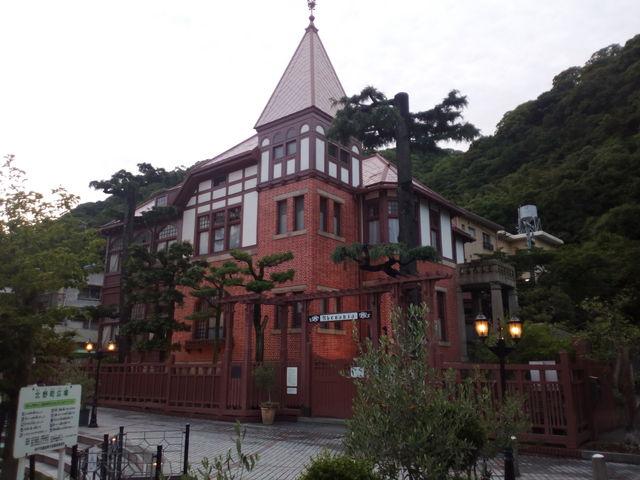 外観_旧トーマス邸(風見鶏の館)