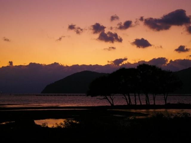湖北は綺麗_琵琶湖