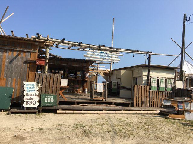 写真⑤_浜崎海水浴場
