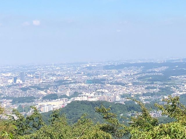 最高の眺め_高尾山ケーブルカー・二人乗り観光リフト